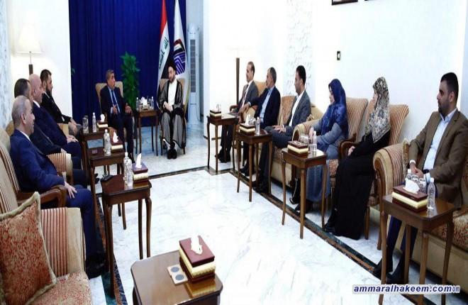 Sayyid Ammar al-Hakim: The government should share progress of the government program