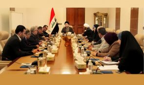 The Political Authority of the Reform and Reconstruction Alliance holds an urgent meeting headed by Sayyid Ammar al-Hakim emphasizes dialogue to find a vision for overcoming crises