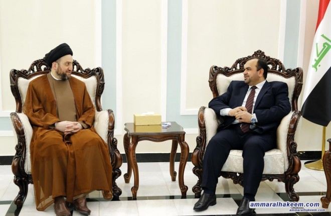 Sayyid Ammar al-Hakim: institutionalizing of Reform and Reconstruction Alliance supports and stabilize the political process