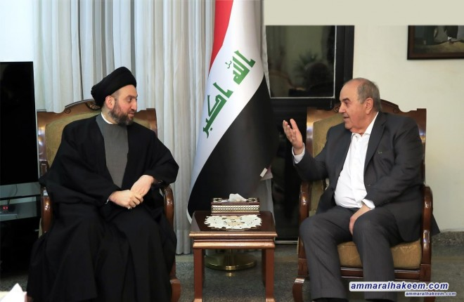 Sayyid Ammar al-Hakim calls on all political powers to shoulder responsibility towards the Iraqi reality