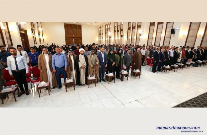 السيد عمار الحكيم : لن نسمح باستهداف الكرد الفيليين مرة اخرى وسنتابع مع القيادات الامنية الوضع الامني في خانقين