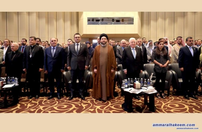 Sayyid Ammar al-Hakim stresses selecting a strong, decisive and courageous prime minister