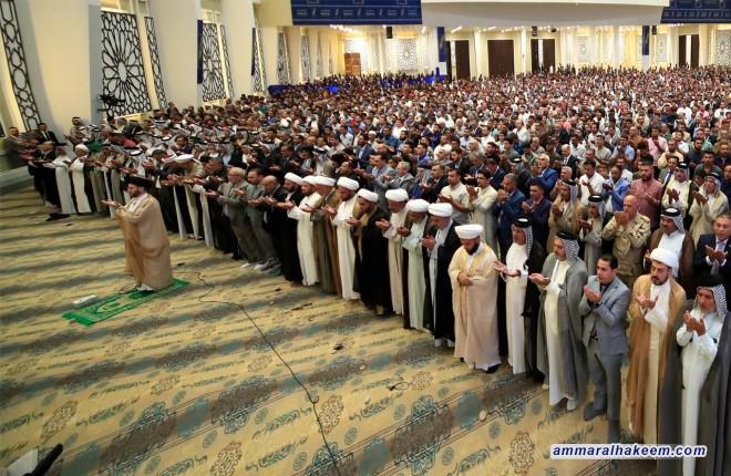 السيد عمار الحكيم يحذر من العودة للاصطفافات المذهبية والقومية ويدعو لمغادرة الشخصنة السياسية