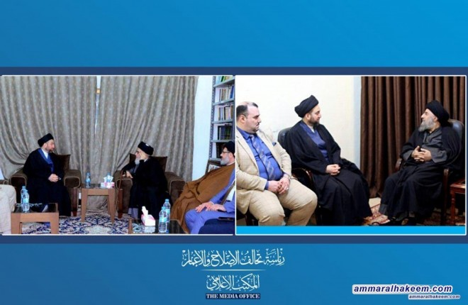 Sayyid Ammar al-Hakim stresses making Samarra a model of peaceful coexistence and community harmony