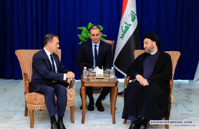 Sayyid Ammar al-Hakim stresses investing public pressure to achieve reforms
