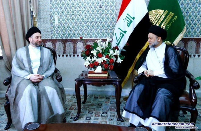 Sayyid Ammar al-Hakim: targeting Sayyid Alaa Al-Mousawi is targeting the state and its institutions