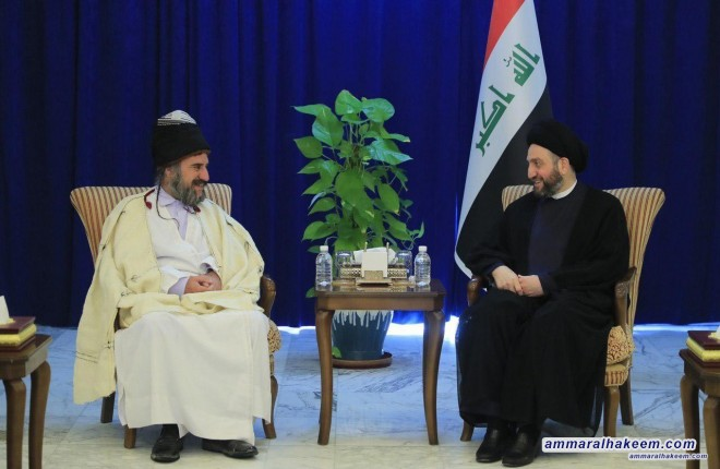 Sayyid Ammar al-Hakim stresses the nationality of Sinjar people and protect them from political tensions