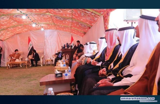 السيد عمار الحكيم : الطائفية في العراق طائفية سياسية لا مجتمعية ويحذر من العودة للمربعات الاولى