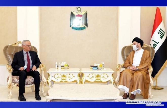 Sayyid Ammar Al-Hakeem emphasizes Christian component's active presence in Iraq