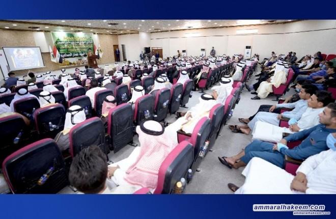 التقرير المصور لجولة السيد عمار الحكيم في محافظة صلاح الدين