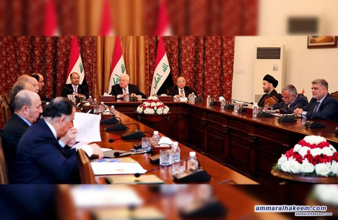 Sayyid Ammar al-Hakim stresses the need to prepare a government plan to overcome obstacles facing elections