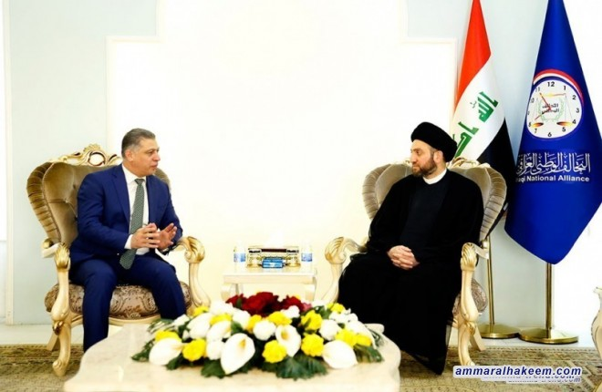 Sayyid Ammar al-Hakim: constitution-based and legal solutions can solve the crisis between the federal government and the Kurdistan Regional Government