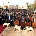 تقرير مصور .. جولة سماحة السيد عمار الحكيم في محافظة المثنى