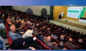 السيد عمار الحكيم يطالب بتمكين السجين السياسي ويستنكر محاولات ضم الجولان الى الكيان الصهيوني