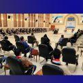السيد عمار الحكيم يشيد بجهود الفرق التطوعية ومنظمات المجتمع المدني في مواجهة كورونا ويدعو لاشاعة الايجابيات والتفاؤل