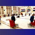 السيد عمار الحكيم : نعتقد بالنظام شبه الرئاسي حلا لازمات العراق والوقت حان لفرز المناهج بين ما هو مع الدولة او اللادولة