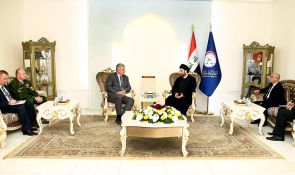 Sayyid Ammar al-Hakim to Russian ambassador .. Iraq's unity is a cornerstone for the peace and stability of the region