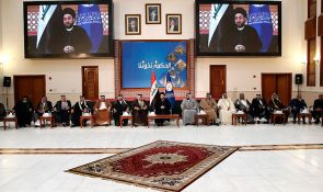 Sayyid Ammar al-Hakim: Providing services and combating corruption are the priorities in the upcoming phase